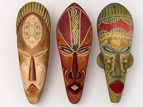 The History of African Mask