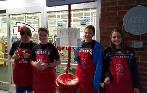 NJHS Bell Ringing