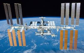 The International Space Station: Then and Now