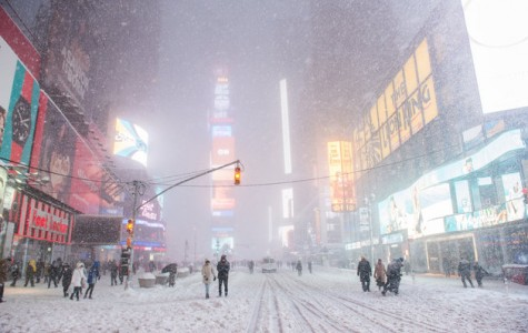 Global Warming? What About That Huge Snow Storm On the East Coast?