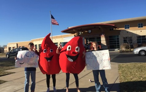 CMS Blood Drive Results
