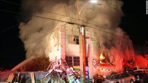Oakland California Warehouse Fire
