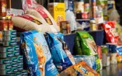 Youth Alive Food Drive