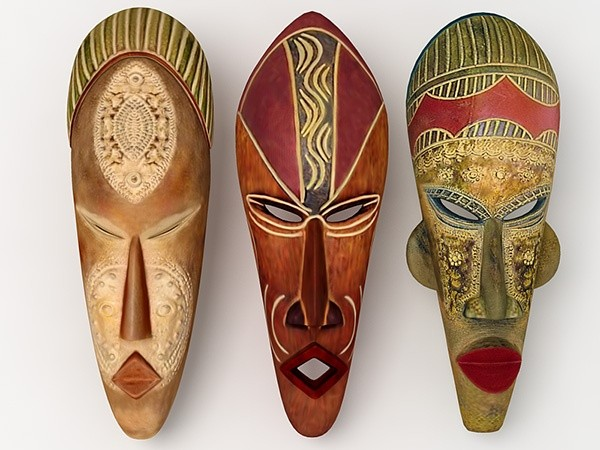 the history of african mask the smoke signal