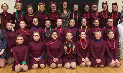 CMS Winter Guard