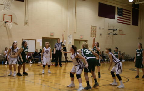Cherokee 8th Grade Girls Basketball