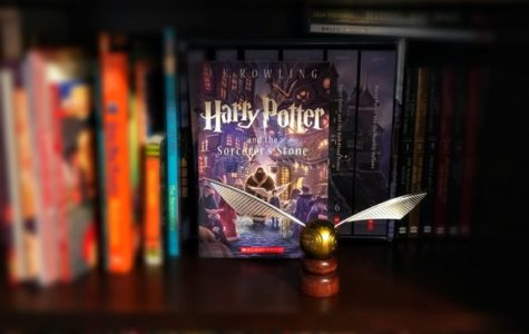 Book Of The Month: Harry Potter and the Sorcerer's Stone