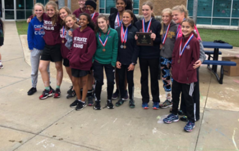 Cherokee Cross Country