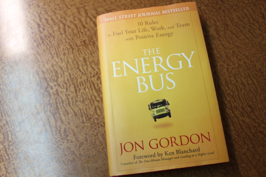 Energy Bus, By Jon Gordon