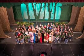Kickapoo Performance – Into the Woods