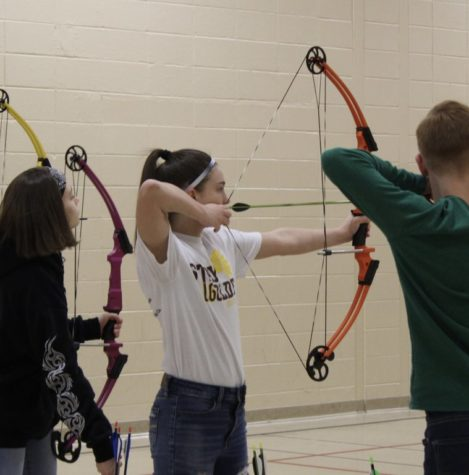 The Archery Team