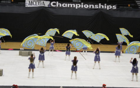 Cherokee Winter Guard