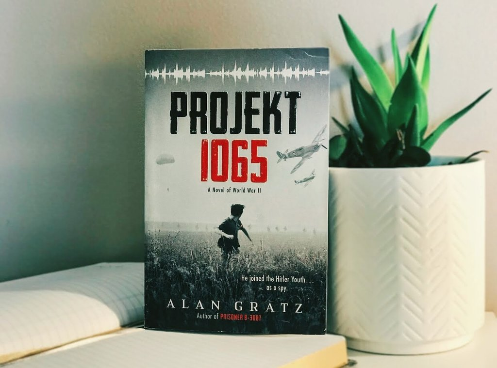 This year's Truman book award winner was Projekt 1065.