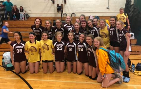7th and 8th Grade Volleyball