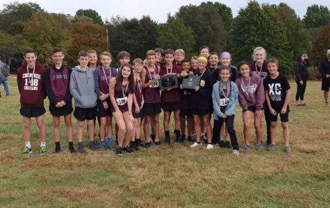 Girls and Boys Cross Country