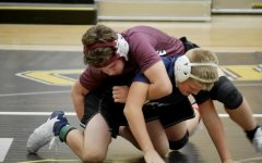 Navigation to Story: Cherokee Wrestling Team